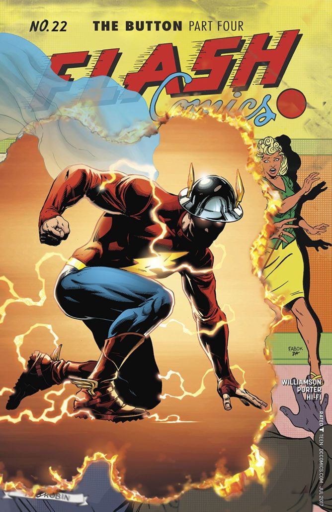 Jay Garrick Flash
