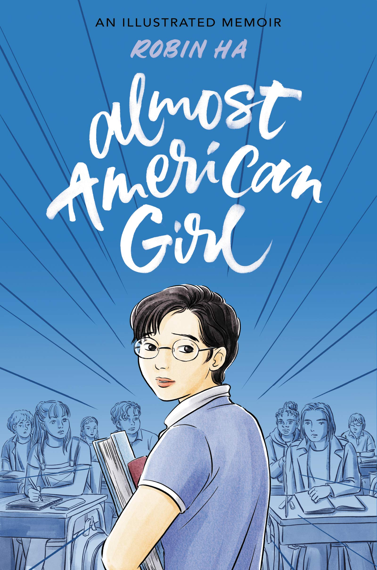 Graphic Novels for Winter 2020: Almost American Girl