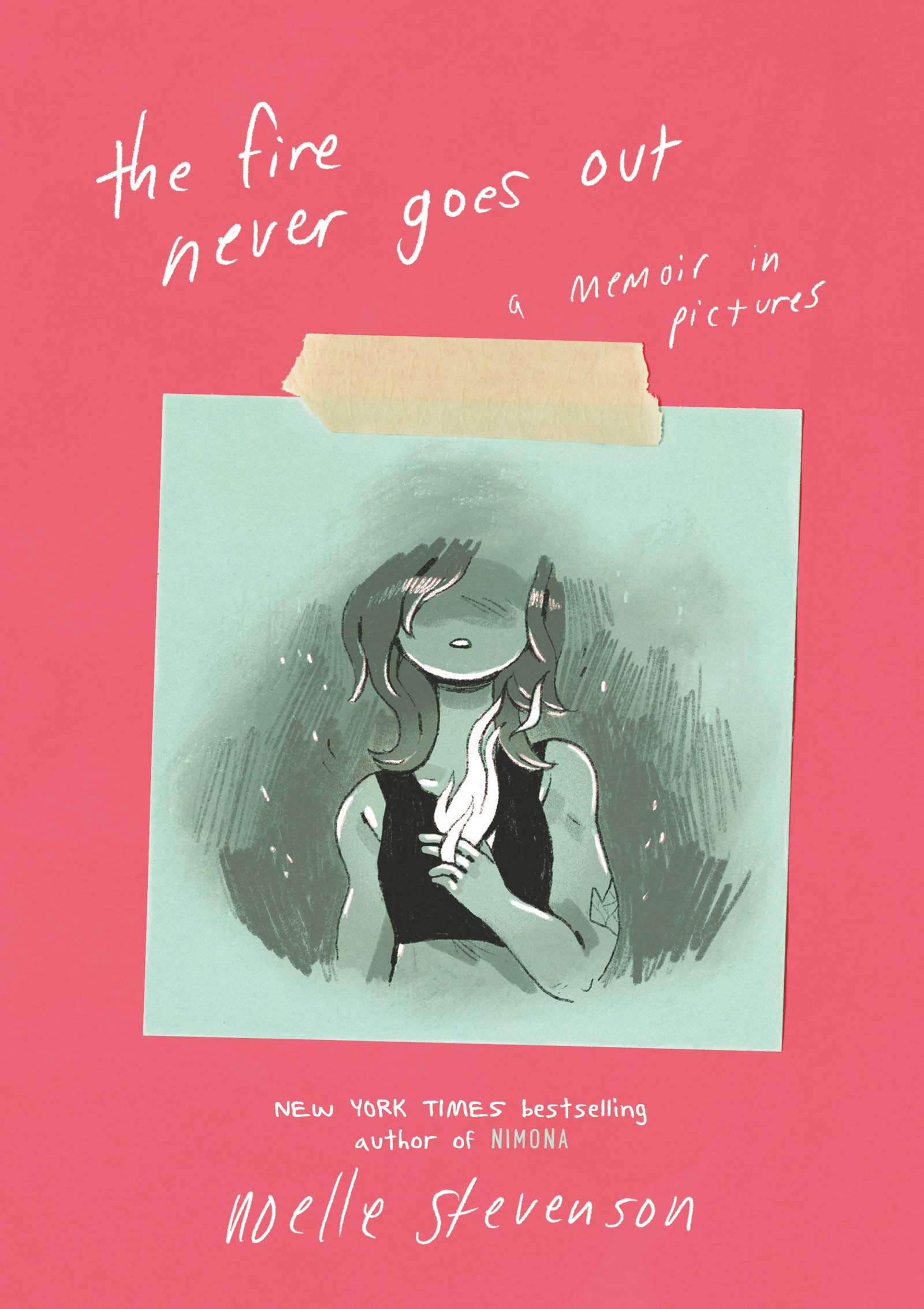 Graphic Novels for Winter 2020: The Fire Never Goes Out