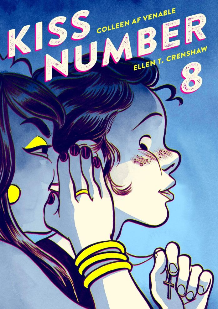 2020 Great Graphic Novels for Teens: Kiss Number 8