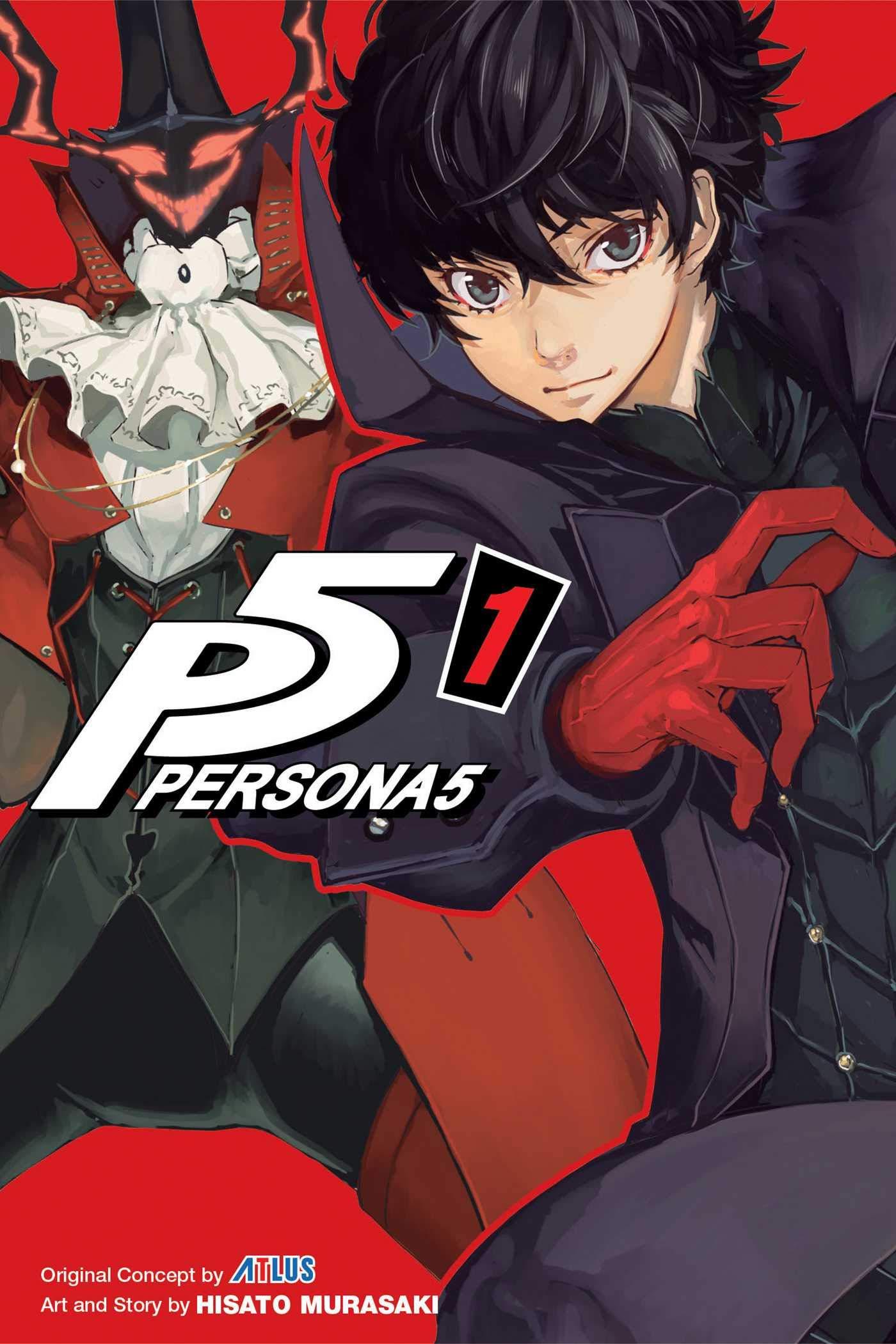 Persona 5 Vol. 1