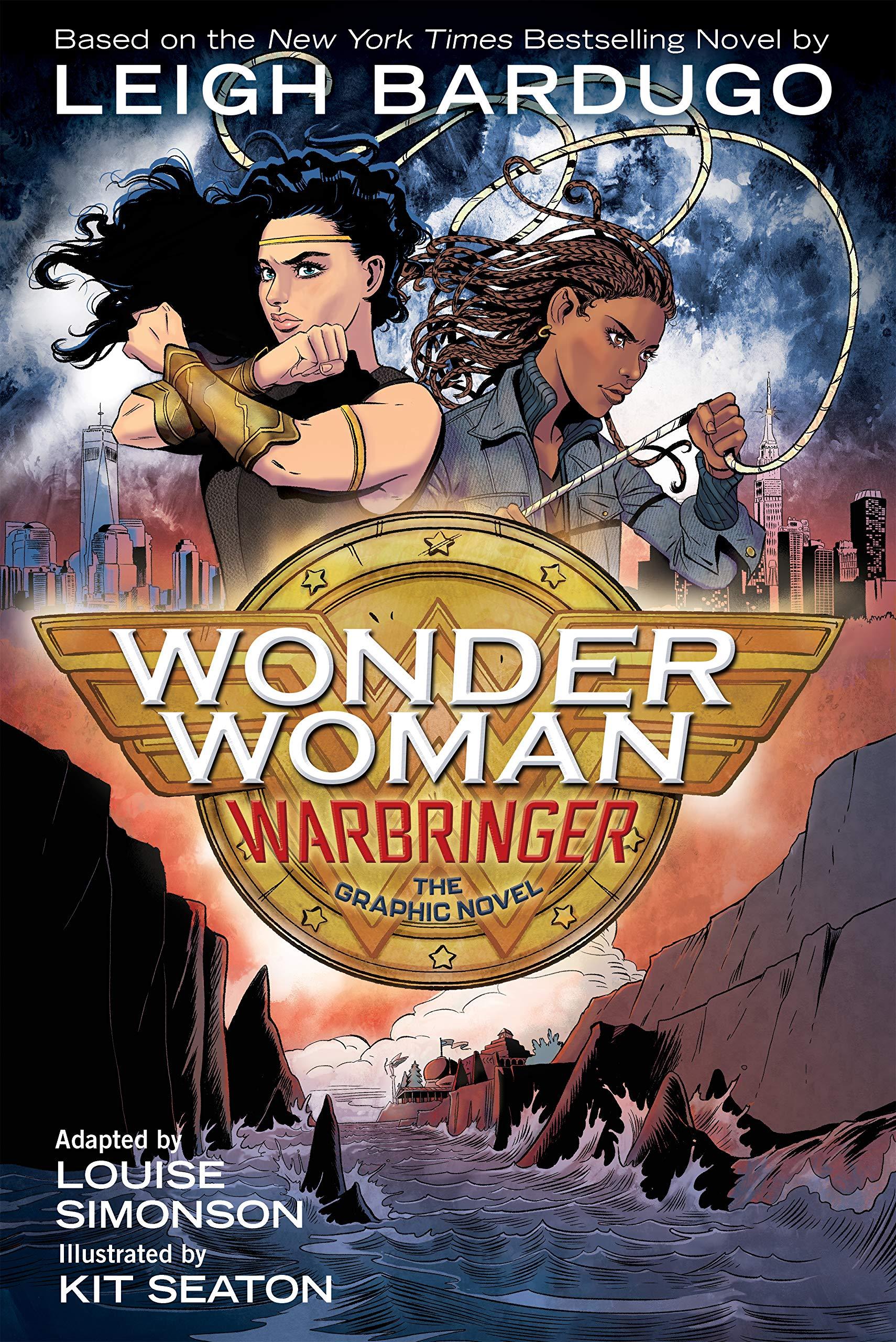 Graphic Novels for Winter 2020: Wonder Woman: Warbringer