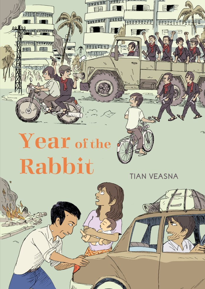 Graphic Novels for Winter 2020: Year of the Rabbit