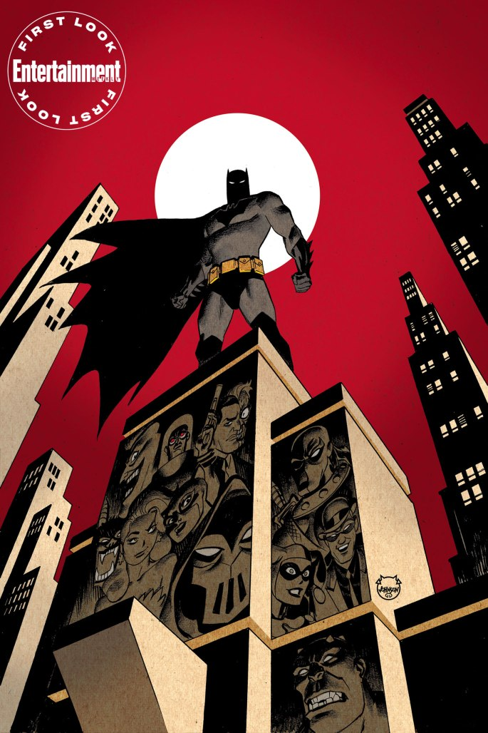 Batman: The Adventure Continues #1