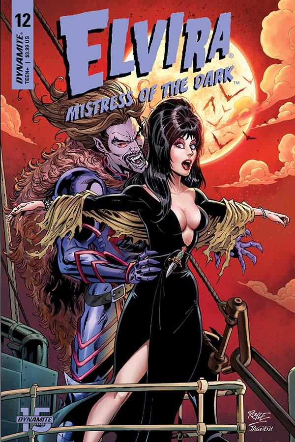 Elvira: Mistress of the Dark #12