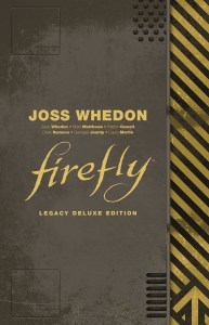 BOOM! Studios May 2020 solicits: Firefly Legacy Deluxe HC