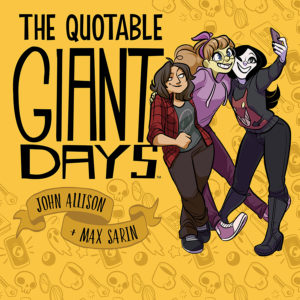 BOOM! Studios May 2020 solicits: Quotable Giant Days