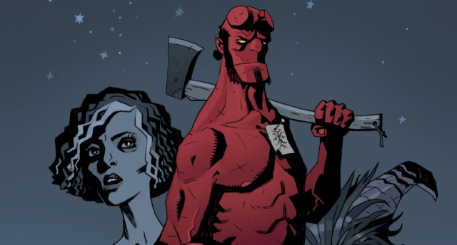 EXCLUSIVE: New HELLBOY AND THE BPRD book due in May