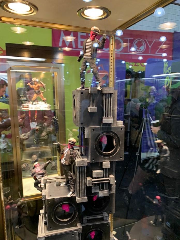 Mezco Toy Fair 2020