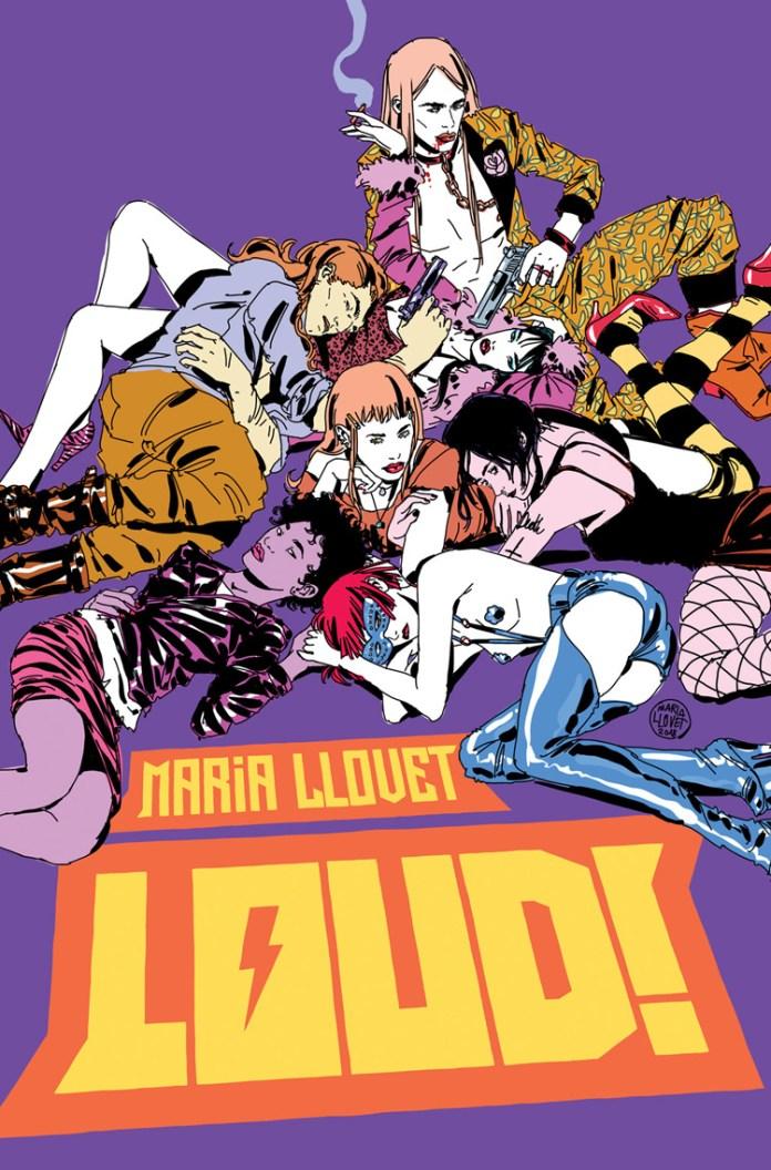 Maria Llovet Loud