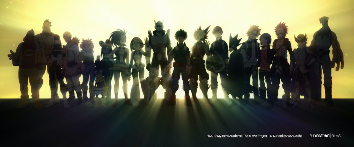 Review My Hero Academia Heroes Rising S Finale Is A Series High The Beat
