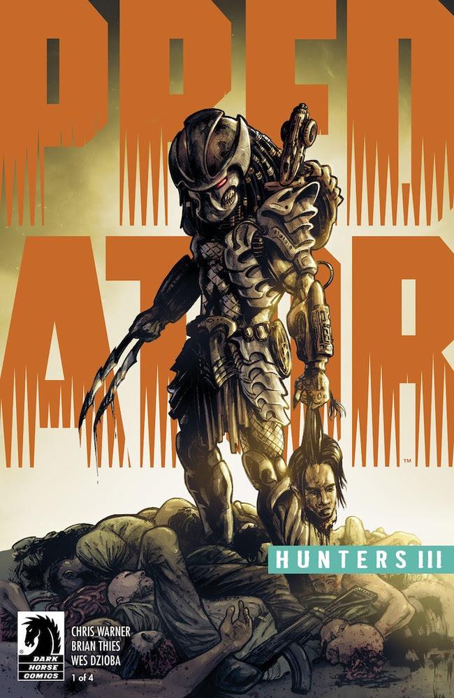 Predator: Hunters III #1 Cover A