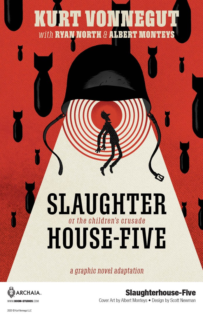 Slaughterhouse-Five OGN cover