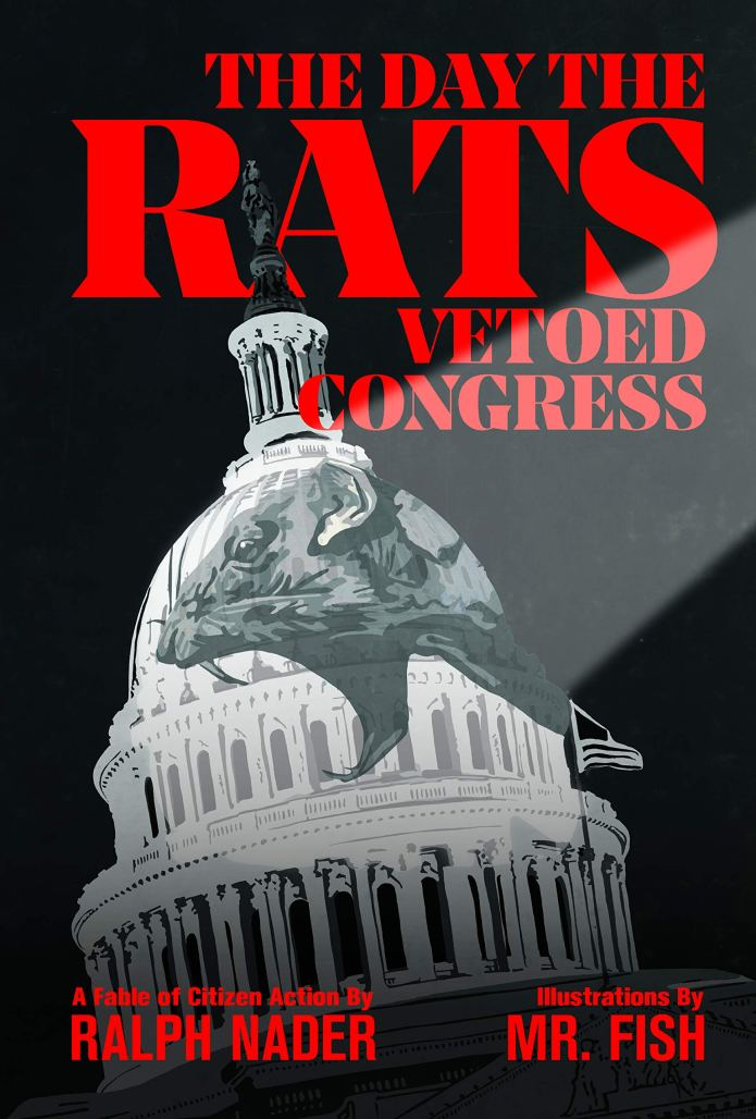 Rats Vetoed Congress Cover