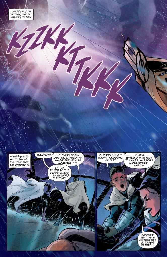 Dejah Thoris (Vol. 3) #4