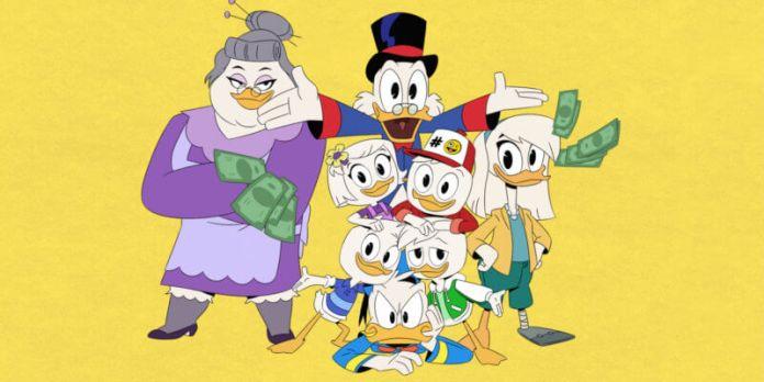 Duck Tales Season 3