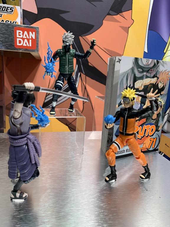 Bandai Namco Launch Naruto And More At Toy Fair 2020 The Beat