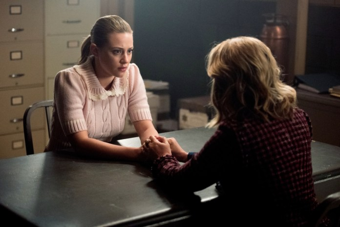 Alice and Betty's Riverdale jail meeting