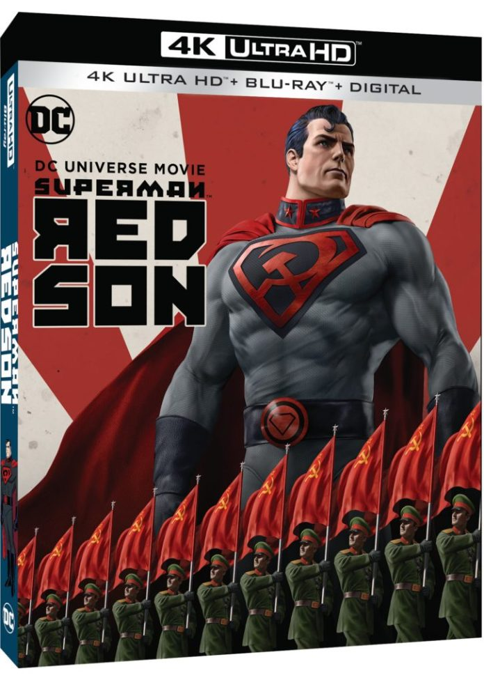 Superman Red Son clip