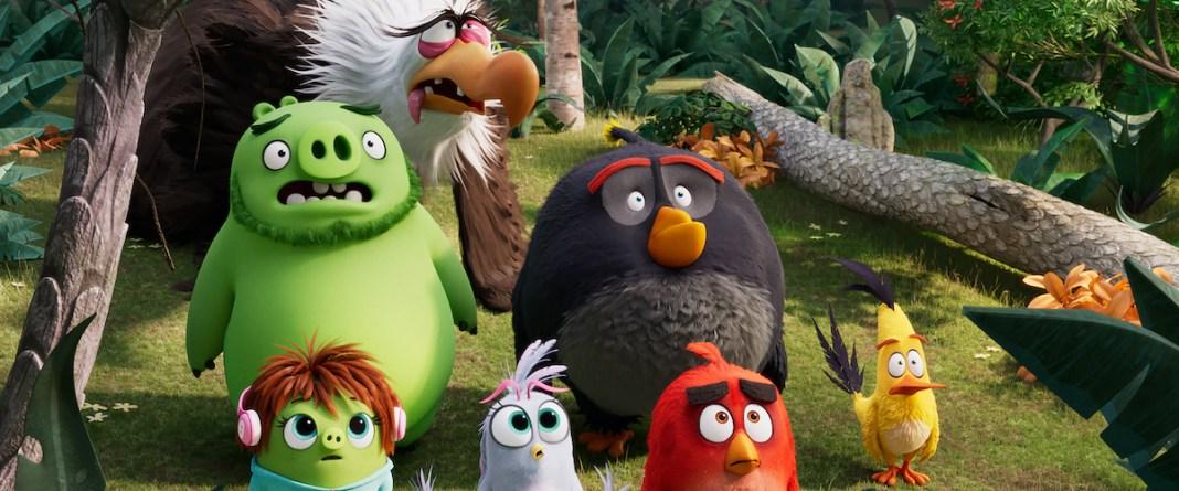 angry birds animated series