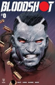 Valiant Entertainment's Bloodshot