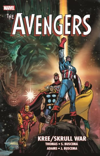 Avengers: The Kree/Skrull War