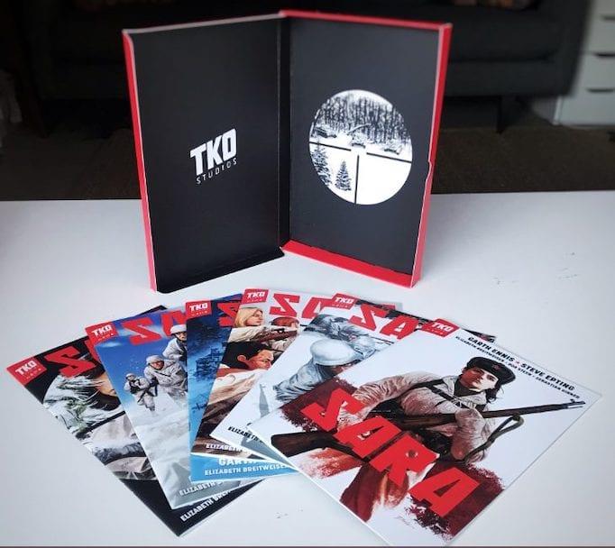 TKO Studios box sets