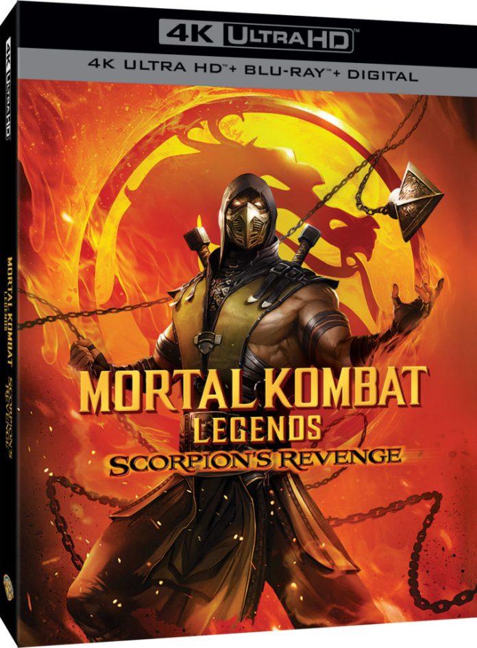 Mortal Kombat Legends clip