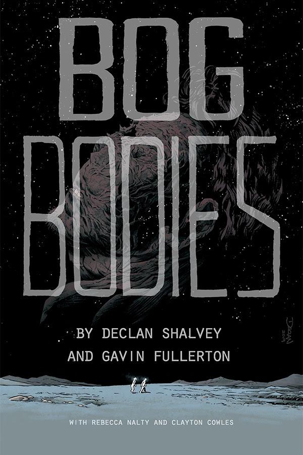 bog bodies graphic novel