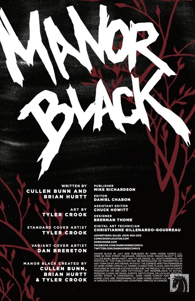 Manor Black #1