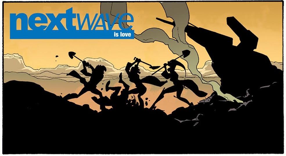 Nextwave: Agents of H.A.T.E.