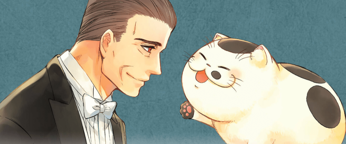 A Man and His Cat Is Green Lit For Live-Action TV Series!!