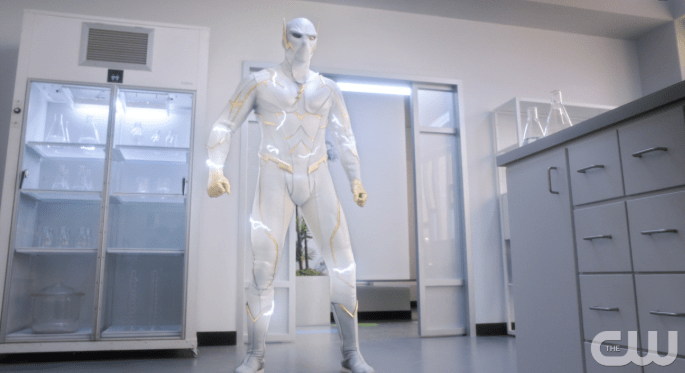 godspeed in season 5 of the flash