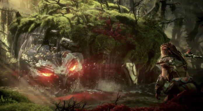 PlayStation 5 reveal event Horizon