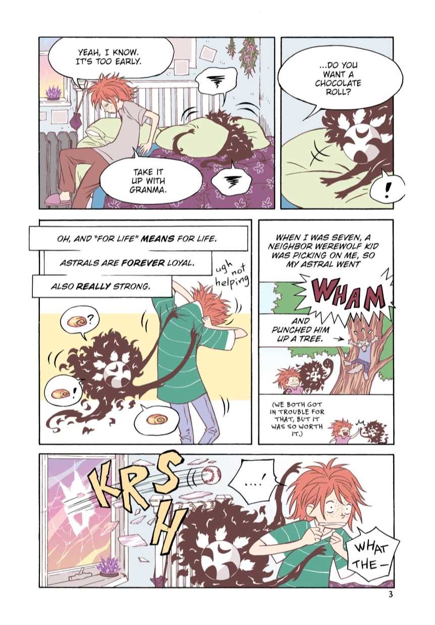 The Weirn Books pg 3
