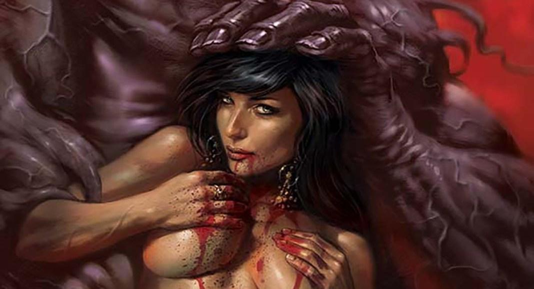 Vampirella (Vol. 5) #10