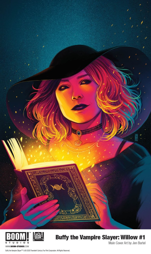 Buffy Willow #1