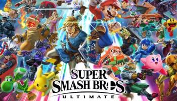 Smash Bros. crossover