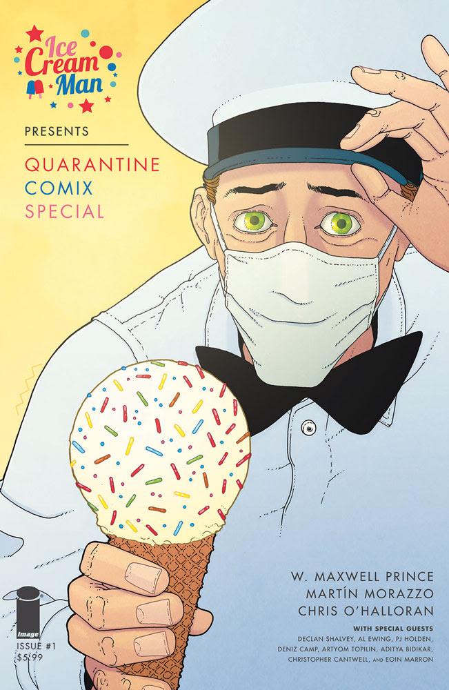 quarantine comix