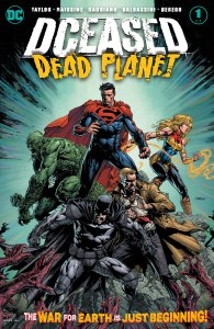 DCeased - Dead Planet