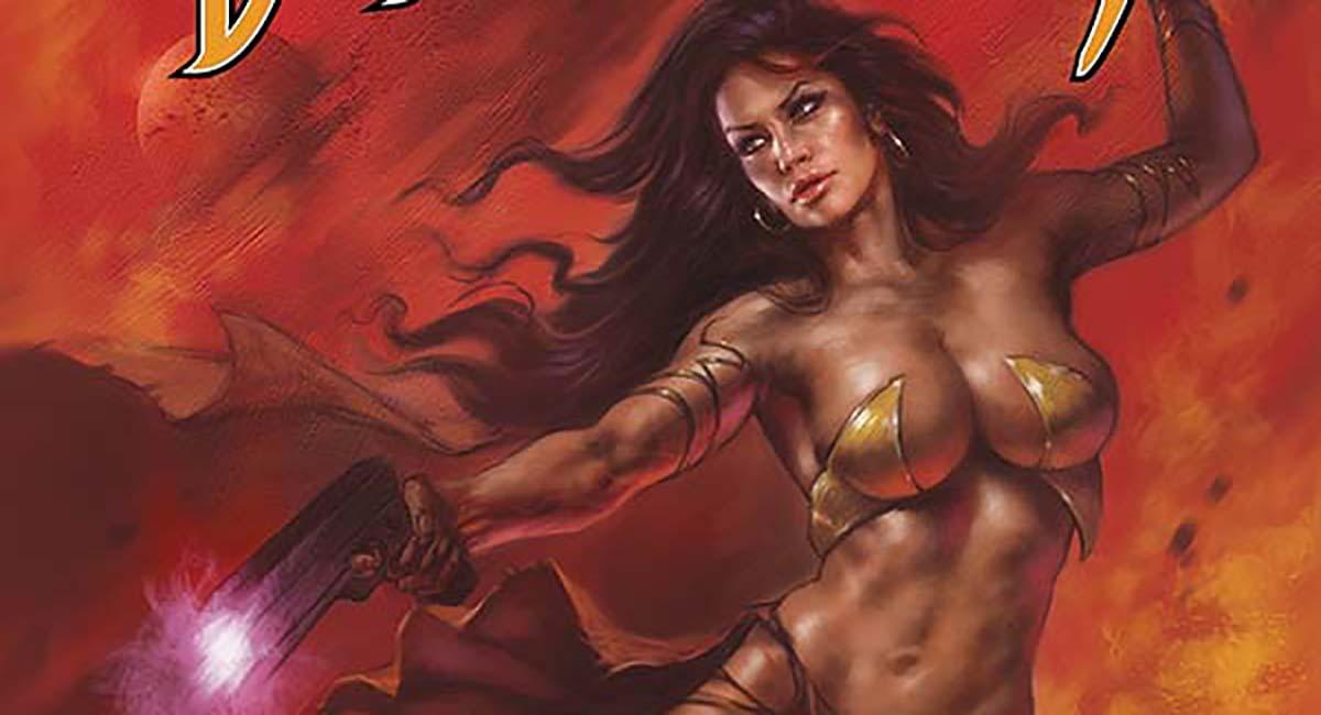 Dejah Thoris (Vol. 3) #6