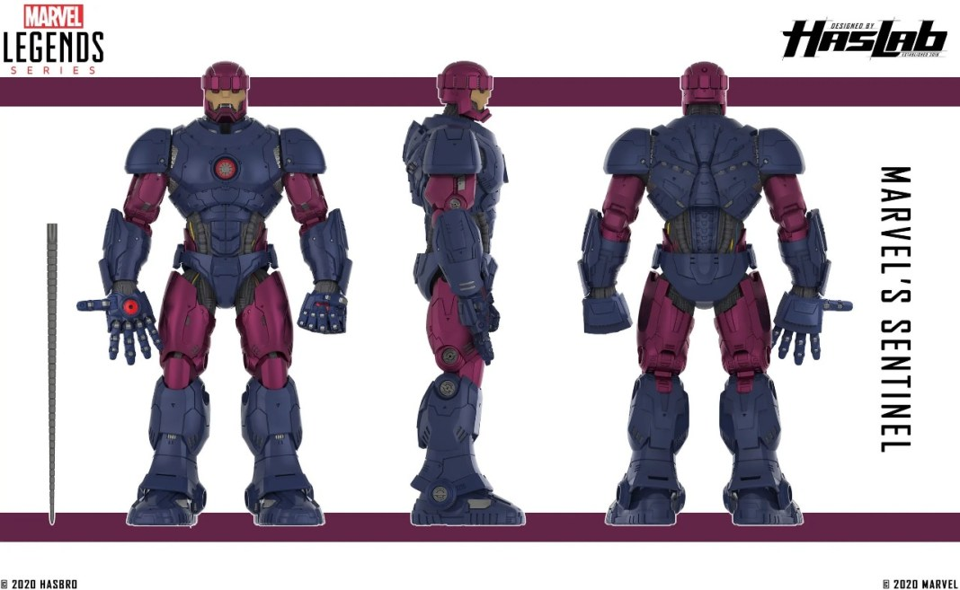 Marvel Legends Sentinel
