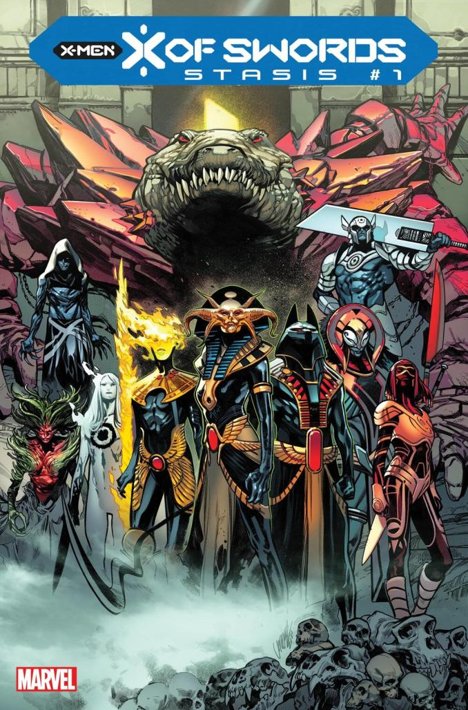 Marvel October