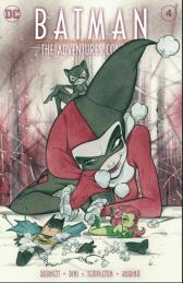 Batman Adventures #4 Limited Edition Peach Momoko Cover