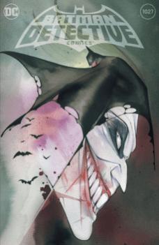 Detective Comics #1027 Peach Momoko Cover