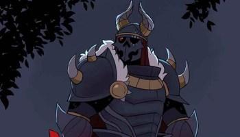 Suitor Armor