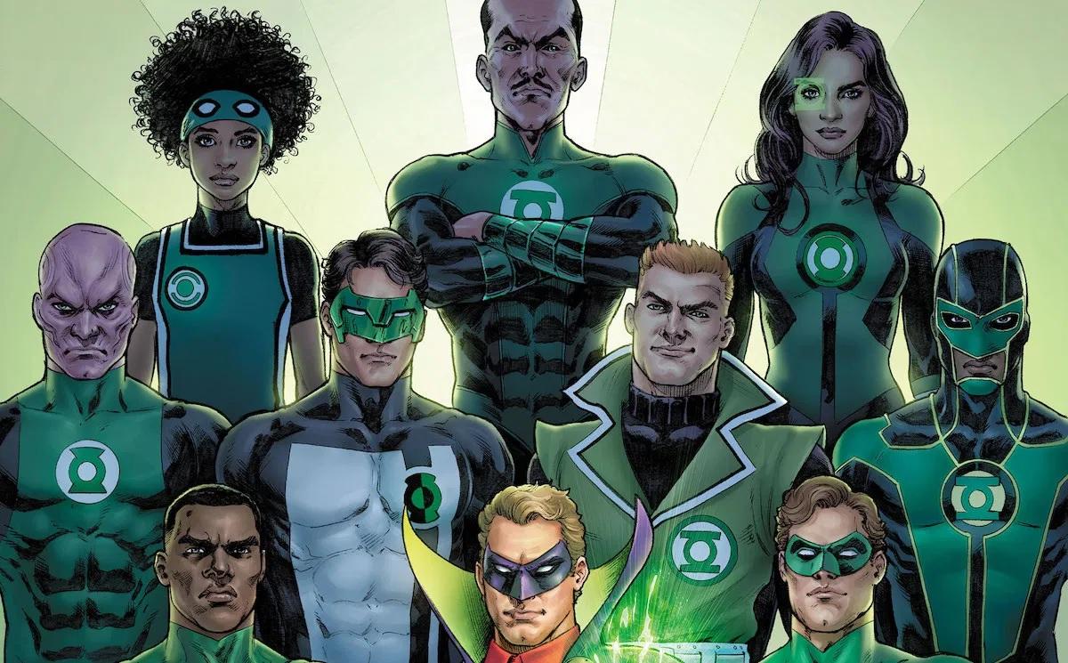 HBO Max Green Lantern series