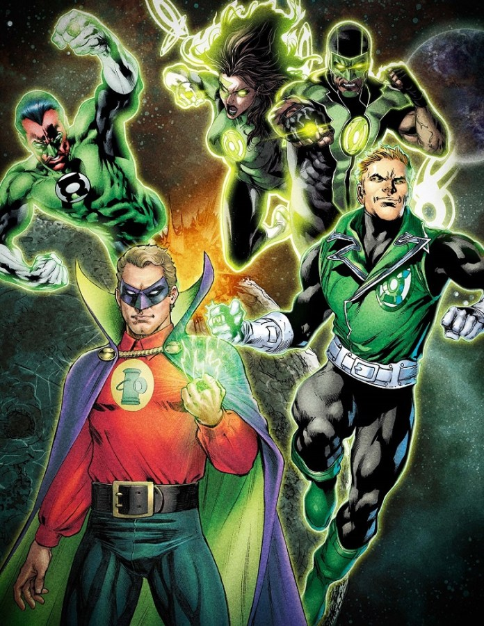 HBO Max Green Lantern series