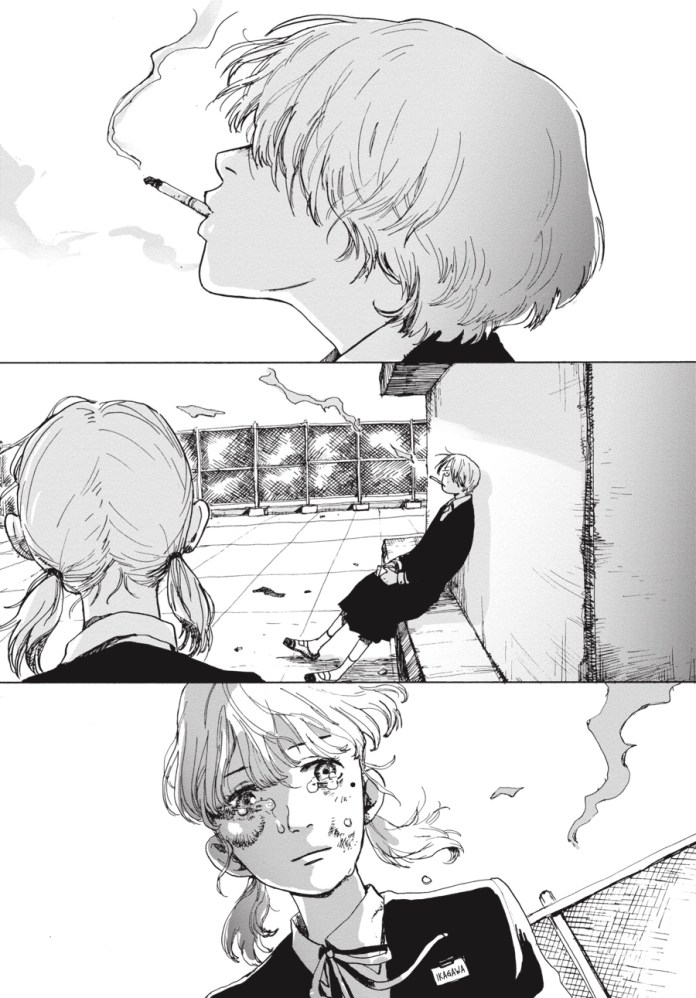 Waka Hirako My Broken Mariko 8