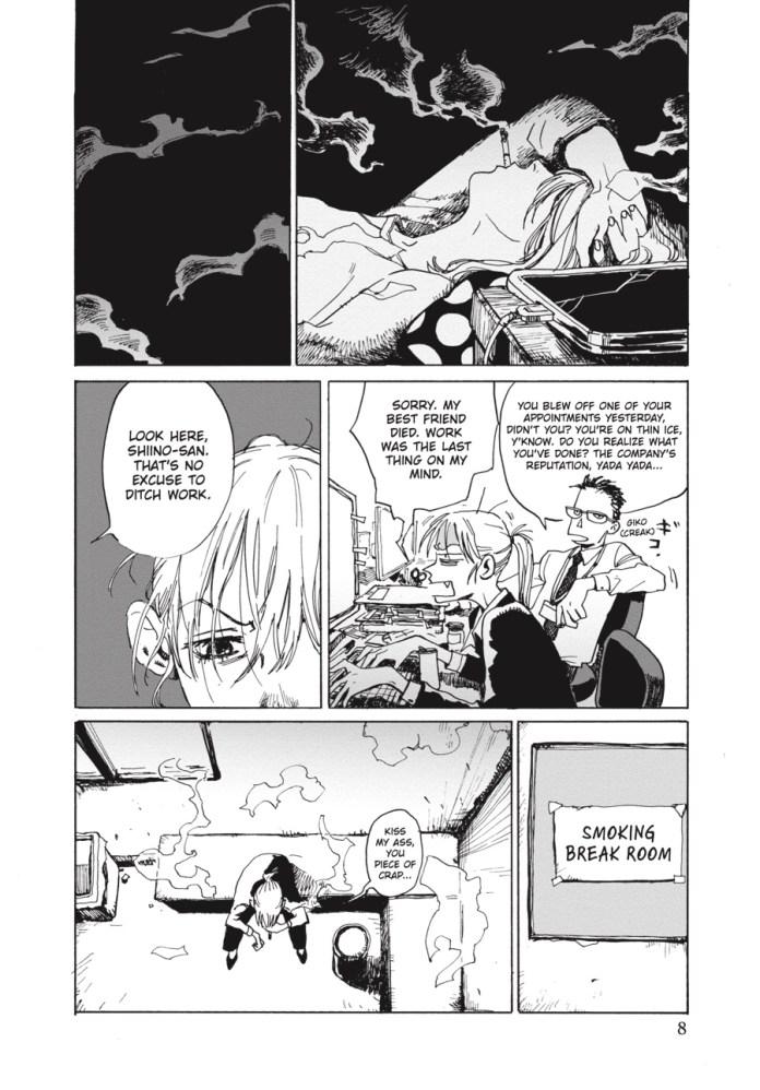 Waka Hirako My Broken Mariko 9